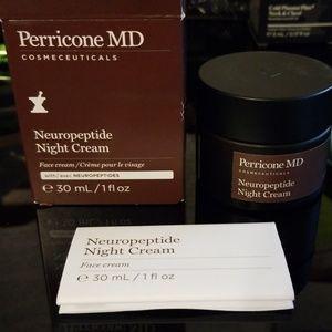 BNIB PerriconeMD Neuropeptide Night Cream 1 fl oz